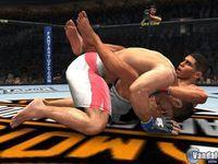 Pantalla UFC 2009 Undisputed