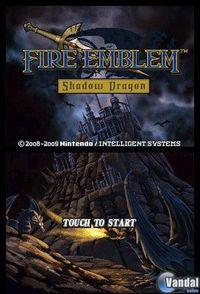 Imagen Fire Emblem: Shadow Dragon
