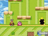 Pantalla Kirby Superstar Ultra