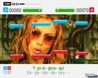 Pantalla SingStar Latino