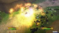 Pantalla Wolf of the Battlefield: Commando 3 XBLA