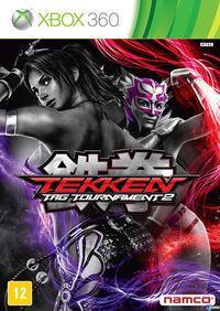 Revelados los diseños de portada de Tekken Tag Tournament
