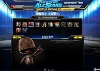 Se filtran im�genes de Sackboy y Raiden de PlayStation All-Stars Battle Royale