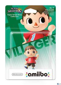 The amiibo, the NFC figures of Nintendo, today officially debut