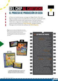 Announced 'Mega Drive Legends', a Spanish book reviewing the history of the console