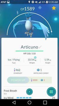 essi trovano la prima Pokémon leggendari in Pokémon GO