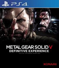 The pack of Metal Gear Solid V: Ground Zeroes + The Phantom Pain will hit Japan in November