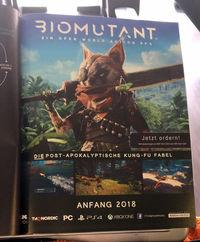 filters Biomutant, a role-playing game and open world action THQ Nordic