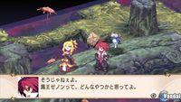 Pantalla Disgaea 2: Dark Hero Days