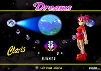 Pantalla NiGHTS into Dreams