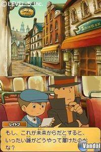 Professor Layton y el futuro perdido