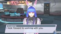Pantalla Phantasy Star Portable