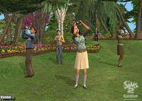 Pantalla The Sims 2: Free Time