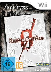 Resident Evil Zero Wii Edition
