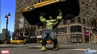 Pantalla The Incredible Hulk