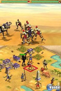 Pantalla Age of Empires: Mythologies