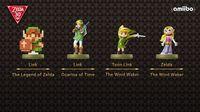 amiibo Nintendo presents new figures based on The Legend of Zelda