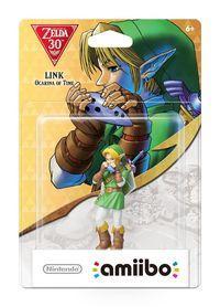 Nintendo presents new figures based on amiibo The Legend of Zelda