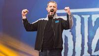 The retired Chris Metzen speaks of his departure from Blizzard