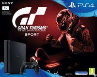 Sony presents a pack of PS4 with Gran Turismo Sport