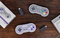 wireless controllers for SNES Mini 8Bitdo will arrive in December