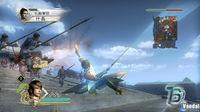Pantalla Dynasty Warriors 6