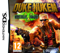 Pantalla Duke Nukem: Critical Mass