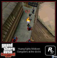 Pantalla GTA Chinatown Wars