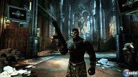 Pantalla Batman: Arkham Asylum