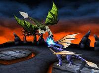 Pantalla Combate de Gigantes: Dragones