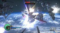 Pantalla Dynasty Warriors: Gundam 2