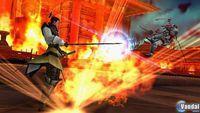 Pantalla Sengoku Basara Battle Heroes