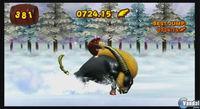 Pantalla Donkey Kong Jungle Beat