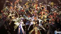 Pantalla Dynasty Warriors 6 Empires