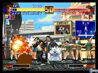 Pantalla King of Fighters Collection: The Orochi Saga