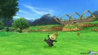 Pantalla Dragon Quest X