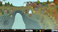 Pantalla PixelJunk Monsters Deluxe