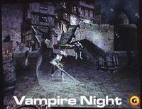 Pantalla Vampire Night