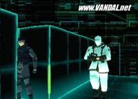 Pantalla Metal Gear Solid