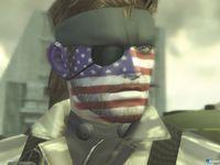 Pantalla Metal Gear Solid 3: Subsistence