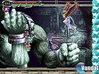 Pantalla Castlevania: Dawn of Sorrow