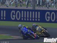 Pantalla Moto GP 2