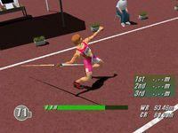 Pantalla Virtua Athlete 2K