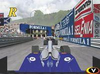 Pantalla F1 World Grand Prix