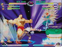 Pantalla Marvel vs Capcom 2