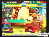 Pantalla Marvel vs Capcom