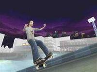 Pantalla Mtv Sports: Skateboarding