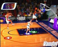 Pantalla NBA Hoopz