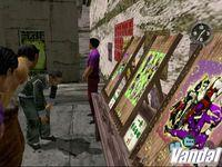 Pantalla ShenMue 2