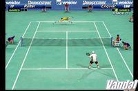 Pantalla Virtua Tennis 2